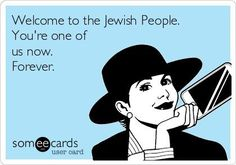 Today, I watched a young woman become a Jew. When she woke up this morning, she was not Jewish. Now she is. #Jewish #conversion #Judaism