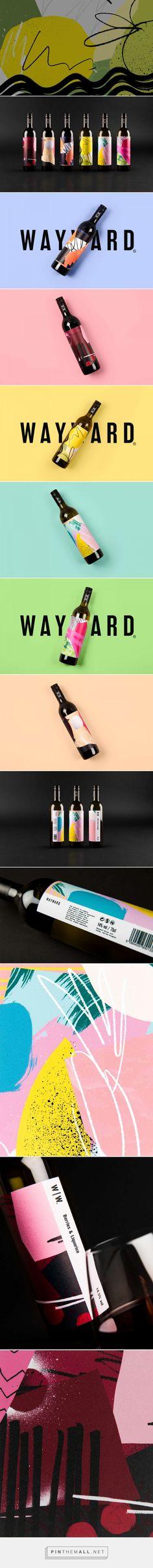 Wayward Wines « Creative Agency, Branding & Packaging Design   Leeds - created on 2017-08-15 13:17:06
