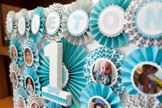 Little Man Bow Tie 1st birthday party with Such Cute Ideas via Kara's Party Ideas | Cake, decor, cupcakes, games and more! KarasPartyIdeas.c...