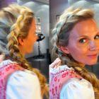 How to: Wiesn'-Madl-Flechtfrisur   Beauty Blog   STYLEBOOK.de