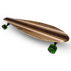 40 in. Kahaluu Complete Longboard, GoldCoast Skateboards