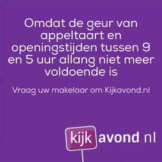 Kijk op www.kijkavond.nl voor meer informatie