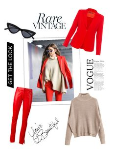 Untitled #61 by anadumy on Polyvore featuring polyvore, fashion, style, MaxMara, Loewe and clothing