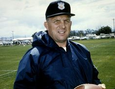 Lou Saban - Head Coach 1967-1971