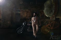 Kupferdach Production - Jewelry and Couture Models, Couture, Steampunk Fashion, Location, Carrie, Fashion Photo, Leather Pants, Photoshoot, Copper Roof