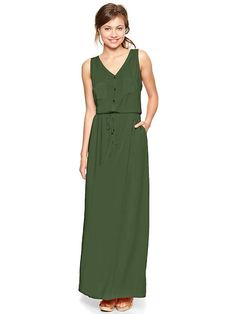 Just ordered this love it!! Gap | Henley maxi dress