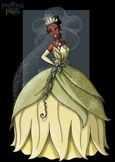 Tatiana (The Princess and The Frog) #Disney