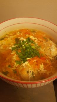 Egg Drop Soup, My Jam, Thai Red Curry, Stew, Spicy, Eggs, Cooking, Ethnic Recipes, Food