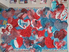 Sm PreK Art Wall