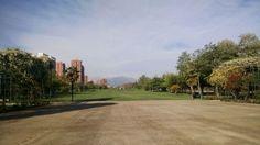 Parque Arauco, em Santiago (Chile)