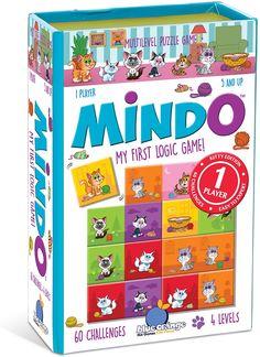 Mindo Kitten Brainteaser