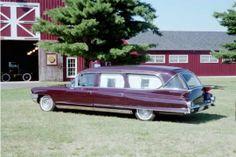 1961 Eureka Cadillac Hearse
