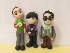 The Big Bang Theory,Leonard,Sheldon,Howard