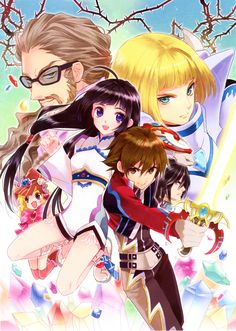 Tales of Hearts R