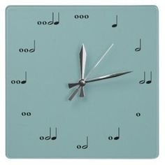 I need this lolol Music note wall clock! Brought the band nerd out in me! Great idea for a music room, or over a piano, Band Nerd, Music Clock, Piano Music, Piano Keys, Music Music, Humor Musical, Choir Humor, I Love Music, Music Is Life