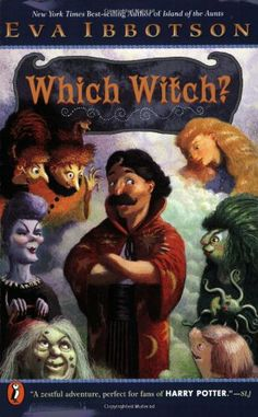 Which Witch? by Eva Ibbotson As a teenager, I think that this book is recommended for all ages. This book needs a whole lot of imagination :D But its totally worth it Used Books, My Books, Books To Read, Third Grade Reading, Love Reading, Which Witch, The Worst Witch, Halloween Books, Vintage Halloween
