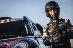 MINI ALL4 Racing #209 - X-Raid Team