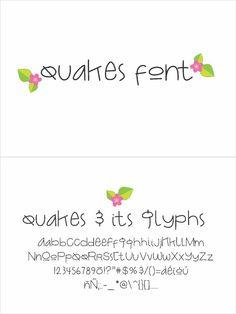 Quakes Font. Script Fonts. $5.00