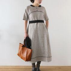 [Envelope online shop] Serva CLOTHING Dresses