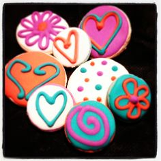 Spring  #Cookies #Love #Primavera #Amor
