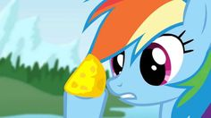 [Animation] Rainbow Dash and the Yellow Thing