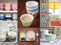 Things we love...Cafe au Lait bowls! | Rapee