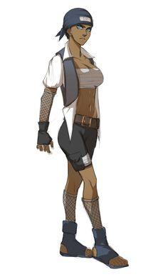 Taree Sawada: The Blackpowder Pirate-Hunter by NexusYuber on DeviantArt