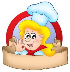 Over 3 generations of unbelievable things to eat and why we'd rather eat at home. Cartoon Chef, Chef Logo, Princess Peach, Smurfs, Banner, Clip Art, Stock Photos, Drawing, Logos