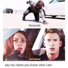 """""""Say my name, you know who I am! But I don't. Say my name, tell me who I am."""""""