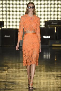 House of Holland RTW Spring 2015 [Photo by Giovanni Giannoni]