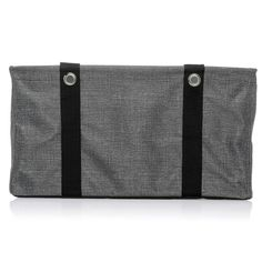 A classic color choice that matches everything.  The charcoal crosshatch medium utility tote makes the perfect man bag!