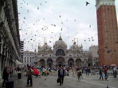 Plaza de San Marcos in Venice
