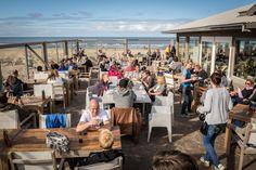 Paviljoens - Strandpaviljoen Paal 17 Aan Zee en Paal 17 Zomers Texel