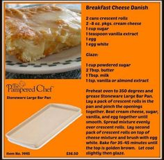 Pampered Chef Recipe Ideas By Jenniepc7 On Pinterest