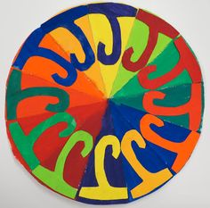 SINKING SPRINGS ART: COMPLEMENTARY COLOR WHEELS - 5th