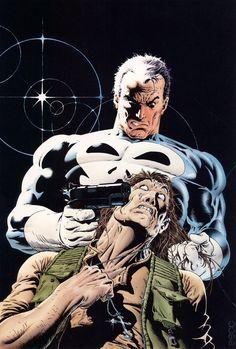 the Punisher Portfolio, Vol. 1 | Artist: Mike Zeck