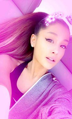 """Hey I'm Ariana, everyone knows me""I smile""I'm Madison's best friends, so I'm really popular. I'm 17 and single. I like singing and acting. I love my dog Toulouse, shopping, and anything heathy, but I always have a Starbucks""I laugh""come say hi?"""