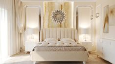 Penthouse modern de lux - Creativ-Interior Interior Projects, Decor, Bed, Furniture, Interior, Modern, Home Decor, Penthouse