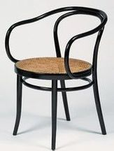 Thonet, Michael:  No. 209 Chair (1900) | Silla Nº209 (1900)