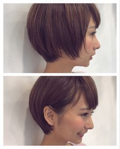 Modern Buzz-Cut - 20 Bold and Daring Takes on the Shaved Pixie Cut - The Trending Hairstyle Trending Hairstyles, Pretty Hairstyles, Bob Hairstyles, Medium Hair Cuts, Short Hair Cuts, Short Hair Styles, Hair Inspo, Hair Inspiration, Shaved Pixie Cut
