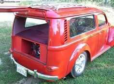 Beetle stationwagon - Cut-Weld-Drive Forums
