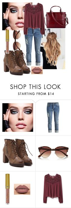 """Untitled #262"" by brutus061 ❤ liked on Polyvore featuring River Island, LASplash, MANGO, women's clothing, women, female, woman, misses and juniors"