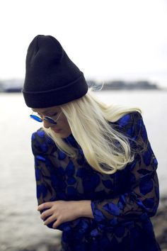 Keep Fashion Blue