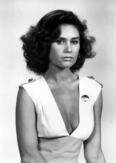 French Actress Corinne Cléry plays Corinne Dufour in Moonraker (1979), perhaps the most sci-fi oriented Bond movie. She is killed by the dogs of villainous eugenicist Hugo Drax, who wishes to kill off the world's population and replace it with super humans, after helping Bond discover Drax's secret documents.