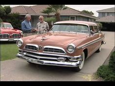 1955 chrysler station wagon | 1955 Chrysler New Yorker Town & Country