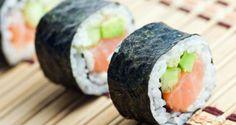 Video: ¿Cómo preparar sushi casero