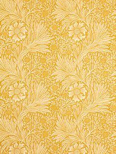Sanderson Wallpaper, Morris & Co Marigold, Cowslip, 210370