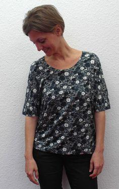 Schnittmuster Shirt Oisy