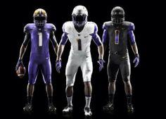 Washington Huskies unveil new football uniforms