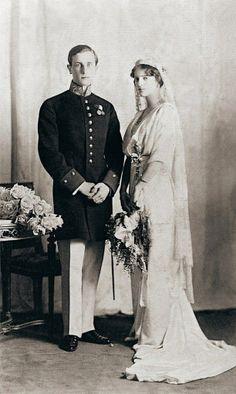 Wedding photo of Felix and Irina